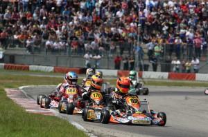 CRG KART in KART-RACE