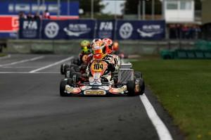 CRG KART in RACE