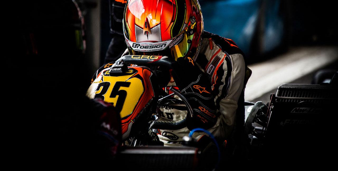 RACE with CRG KART